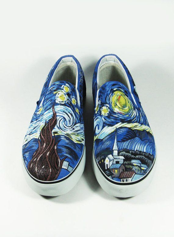 d39200ecf8 Fanart The Starry Night by Vincent Van Gogh