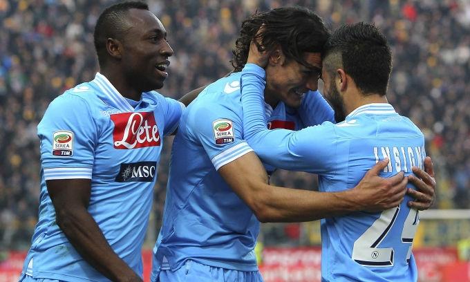 Parma FC v SSC Napoli  1-2