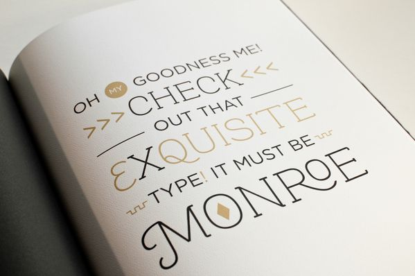 monroe: Monroe Typography, Beautiful Fonts, Prints Design, Art Design, Typography Design, Types Design, Colors Palettes, Graphics Design, Awesome Types