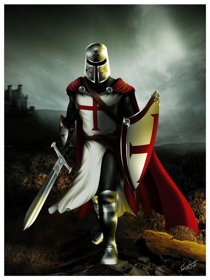 Knights Templar Seal   Templar