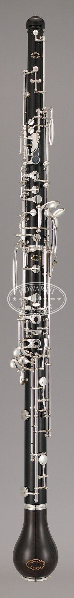 Howarth S5 Conservatoire (French) System Cor Anglais - my new English horn!