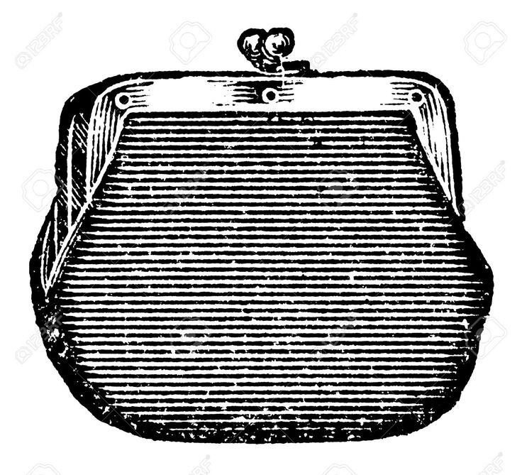 vintage victorian piggy bank clipart - Google Search