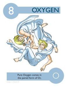Oxygen - The elixir of life?