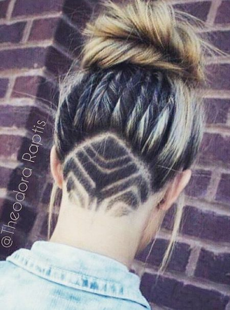 65 Shaved Hairstyles for Women That Turns Heads Everywhere