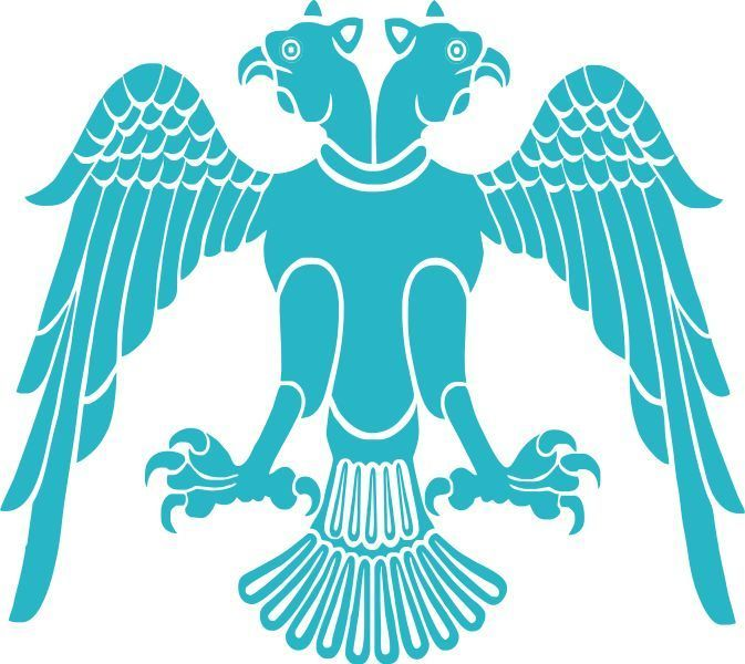 Çift Başlı Kartal eski bir Türk sembolüdür.   Tarih Derlemelerim #eagle #two #headed