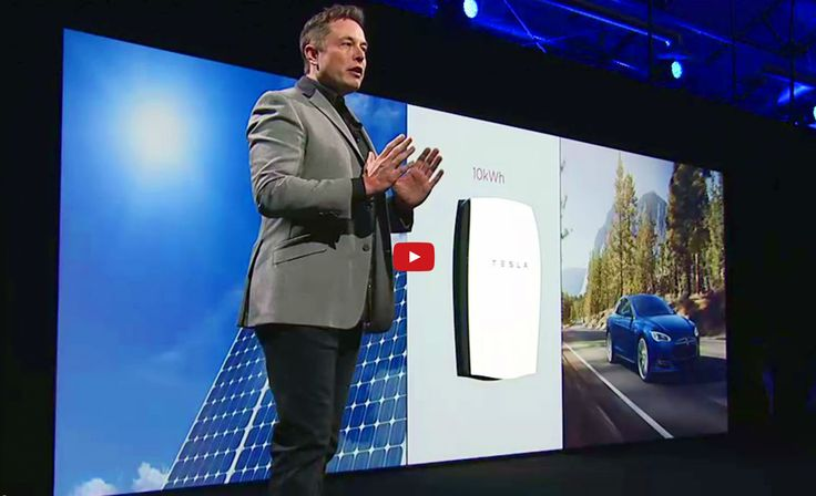 Tesla's new $3500 10kWh Powerwall home battery lets you ditch the grid | Inhabitat - Sustainable Design Innovation, Eco Architecture, Green Building