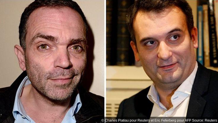 Sur le plateau de l'émission ONPC sur France 2, l'écrivain Yann Moix s'est retrouvé gêné lorsque le numéro deux du FN lui a rappelé qu'il avait préfacé un ouvrage de l'essayiste Paul-Eric Blanrue, accusé d'être proche des milieux négationnistes.