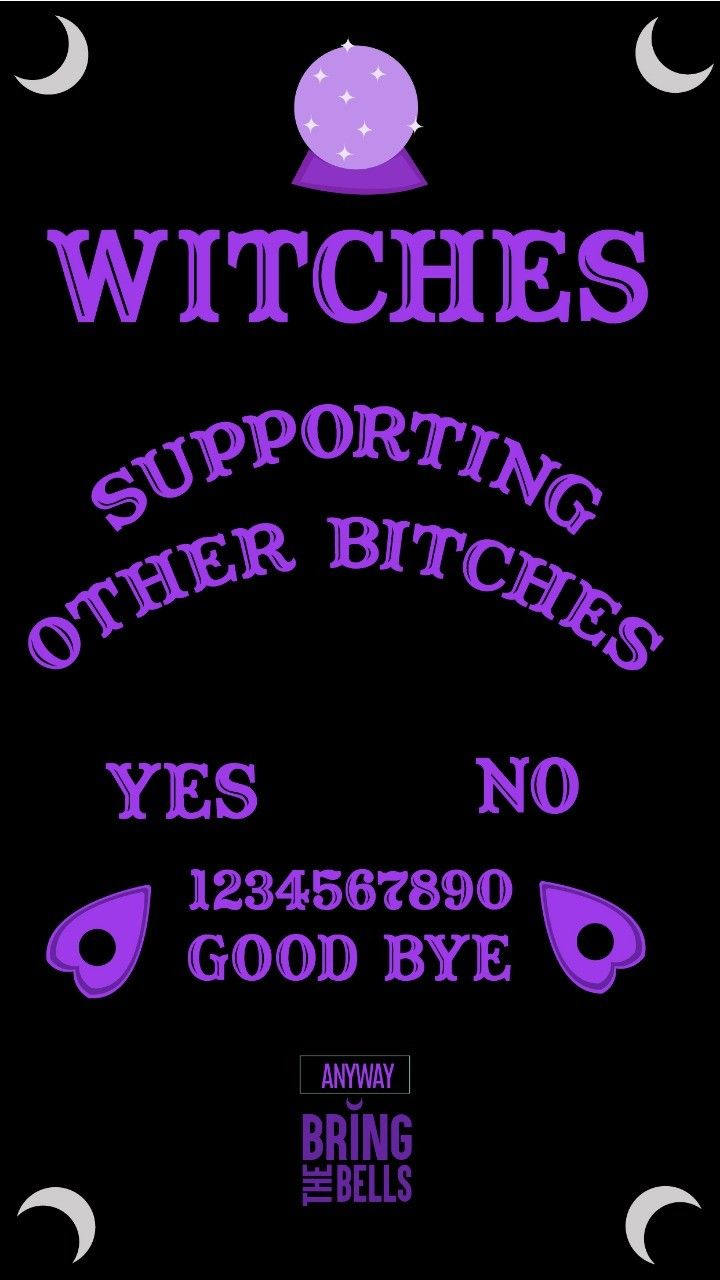 Halloween Witch Ouija Board Lockscreen Wallpaper In 2019