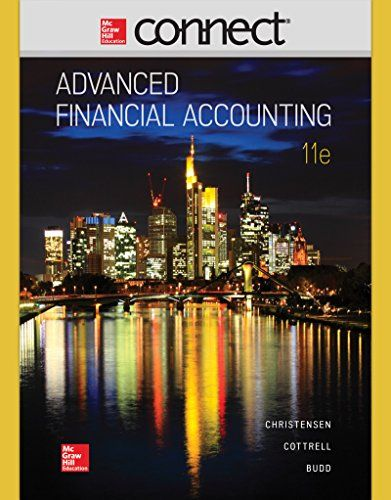 CONNECT ACCESS CARD FOR ADVANCED FINANCIAL ACCOUNTING http://ift.tt/2kfxw7t