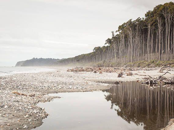 New Zealand Prints Beach Photography New Zealand Ocean