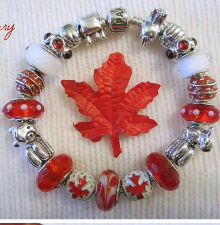 Pandora Charm Bracelets Canada
