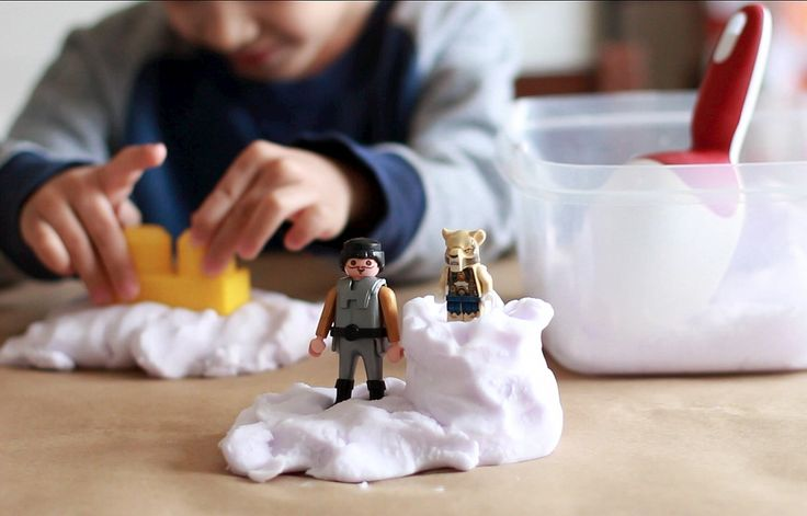 DIY Kinetic Sand: Video - http://www.pbs.org/parents/crafts-for-kids/diy-kinetic-sand/