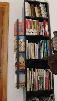 ikea porta CD per libri