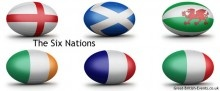 Totally into Six Nations Rugby
