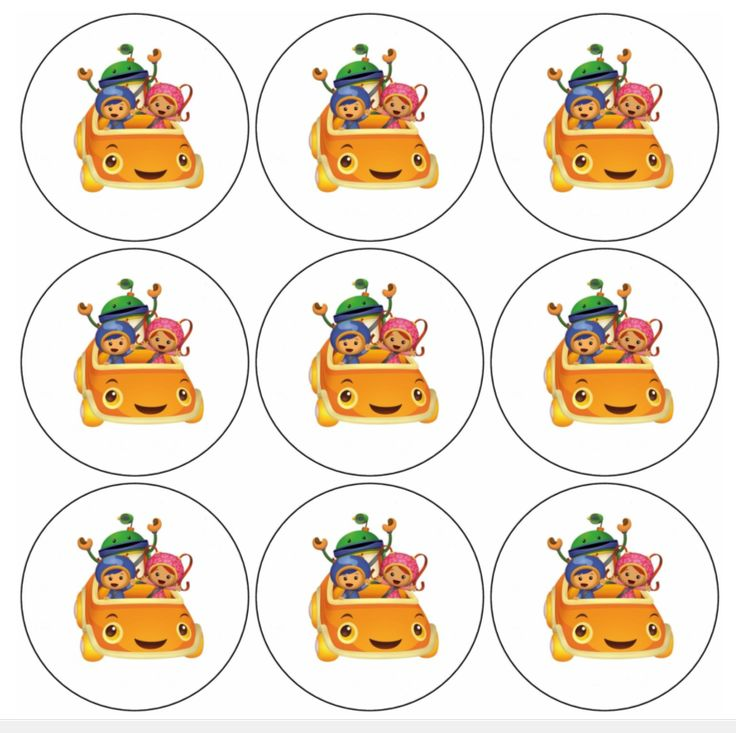 195 Best Images About Umizoomi Printables On Pinterest