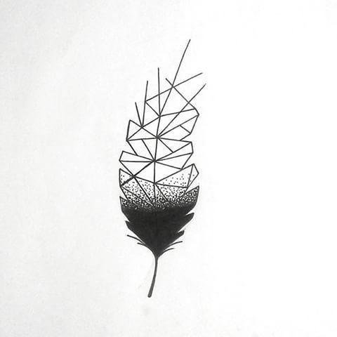 Вдохновение в стиле геометрического минимализма