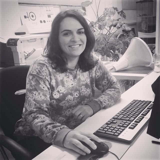 Paola - Brazilian Product Designer on work placement at Pennanen Design studio.