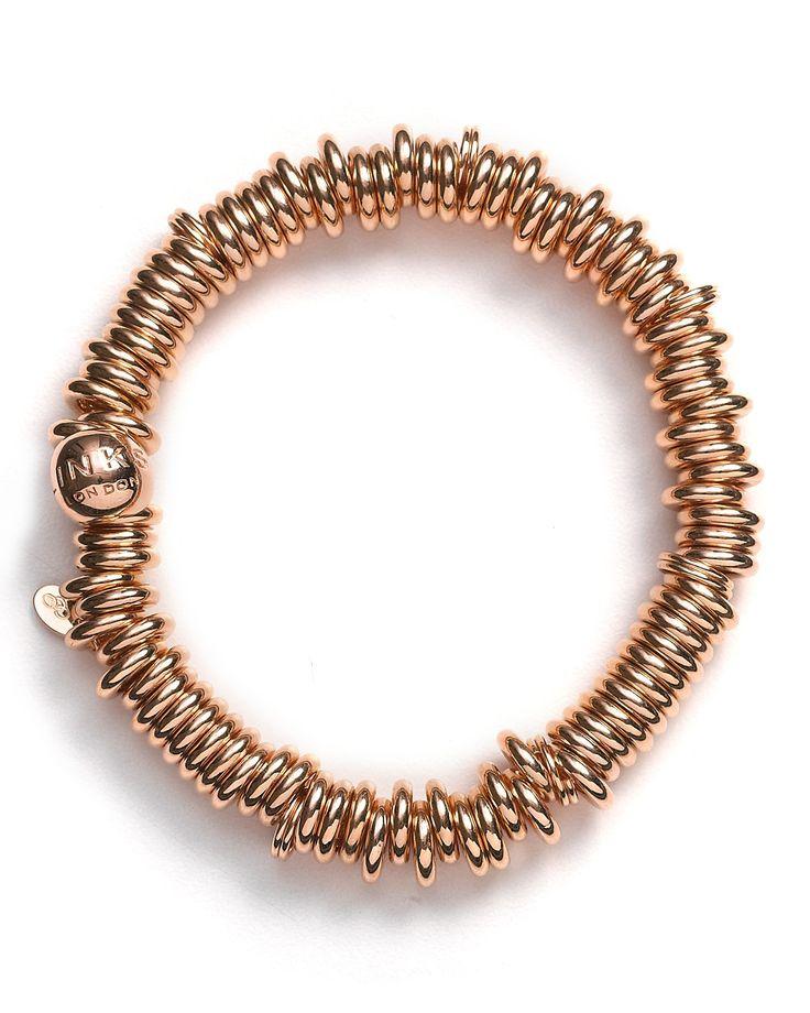 "Links of London rose gold ""sweetie"" bracelet - classic beauty"