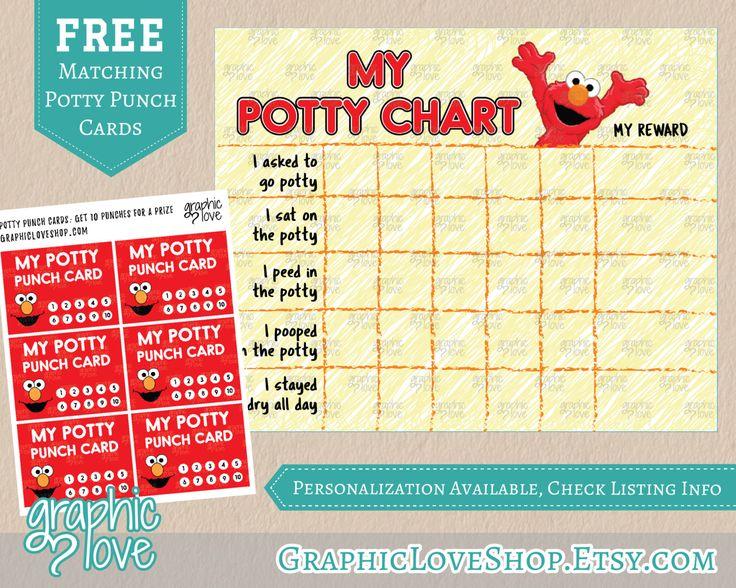 20 best Potty Training with Elmo images on Pinterest Elmo potty
