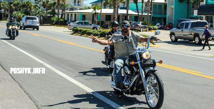 Panama City Beach (Florida) http://poshyk.info/panama-city-beach/ Байкеры, Флорида, Путешествие, Мексиканский Залив, о городе Панама #poshyk_info #минск