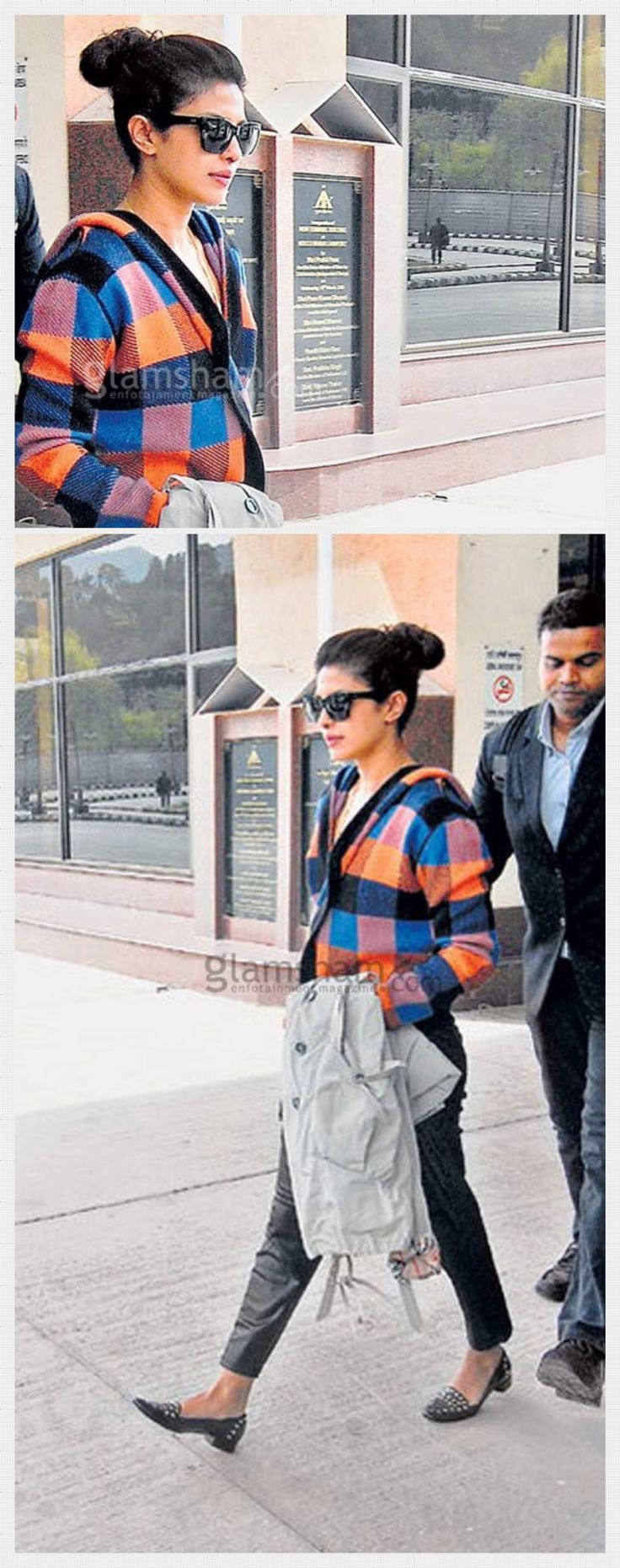 Priyanka Chopra in Manali for Bhansali's Mary Kom film!