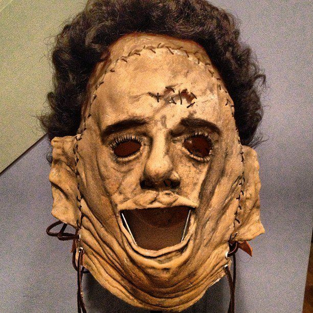 Pix For  Leatherface Mask 1974  Texas Chainsaw Massacre -8698