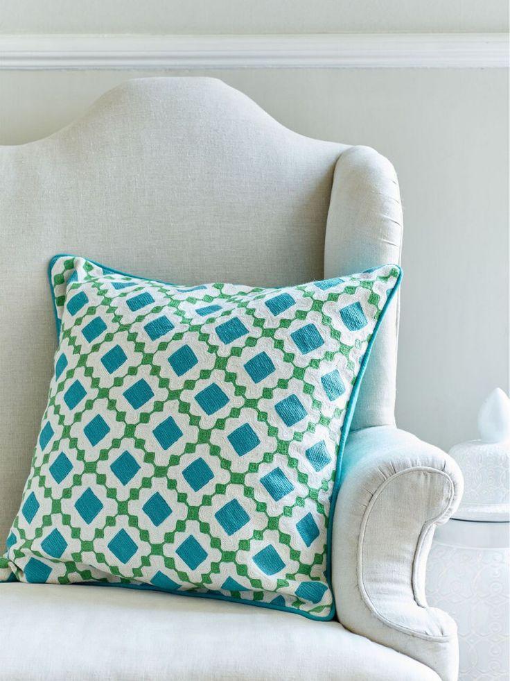 Aurella Large Cushion Printed cushions, Large cushions