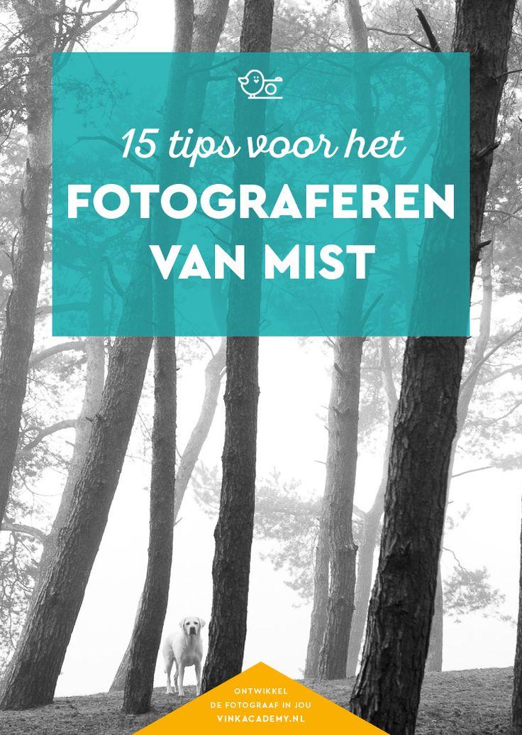 Tips voor het fotograferen in de mist. Super fotogenieke omstandigheden.  Fotografietips, fototips, natuurfotografie, landschapsfotografie