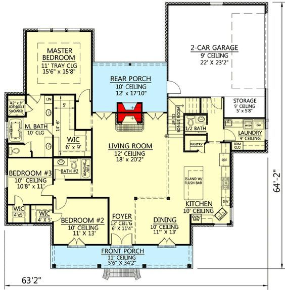 Best 25 house plans with photos ideas on pinterest for Acadian house plans with bonus room
