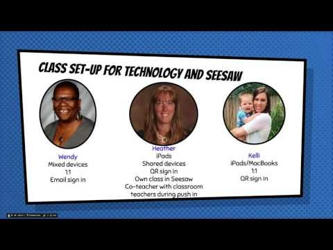PD in Your PJs: Empowering Students with Special Needs (Panel of Teachers)