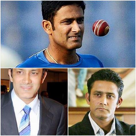 Anil Kumble appointed as ‪#‎TeamIndia‬'s coach! Congrats ‪#‎Kumble‬!