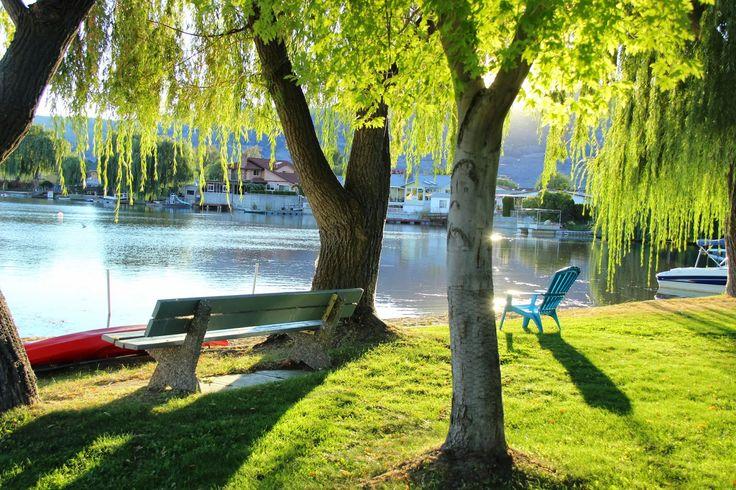 Lake Osoyoos, BC Canada Last lazy days of summer. Pix 'n Prose