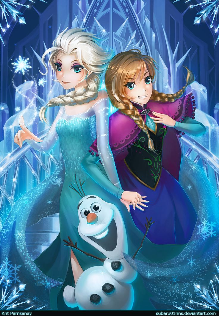 Disney frozen by on deviantart frozen 39 elsa anna 39 disney - Frozen anna disney ...