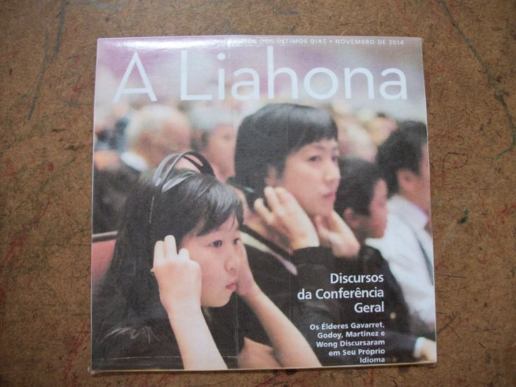 As Tontas Vão Ao Céu: Capa para CD de Áudio da Conferência Geral (Novemb...