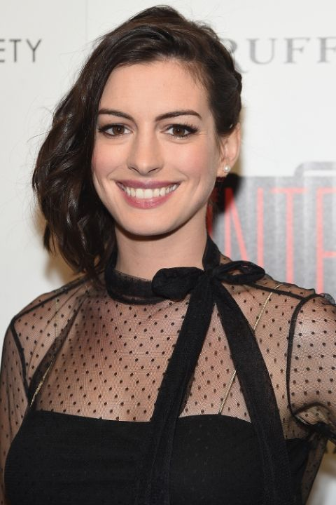 The 21 best brunette celebrity hairstyles we love: