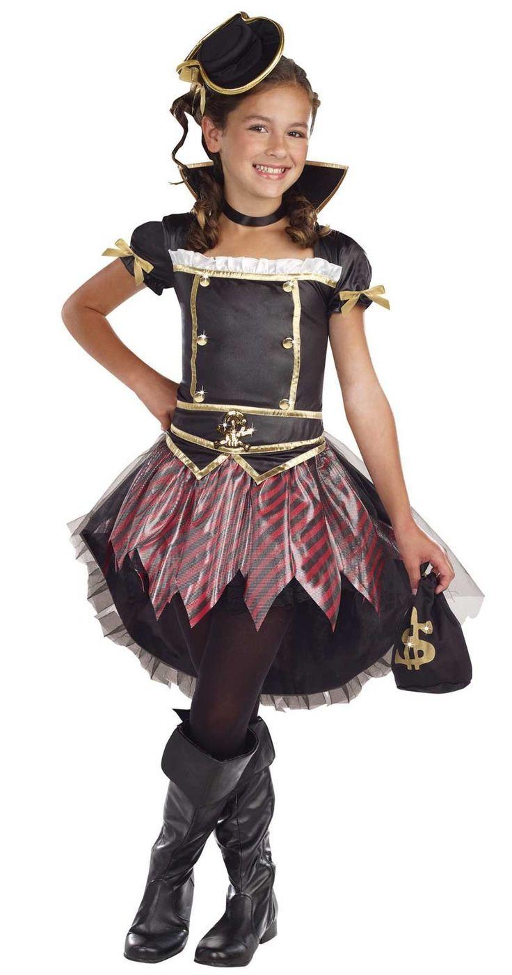 0e60b8130dc Girls Pirate Princess Costume & Child Pirate Princess Costume Sc 1 ...