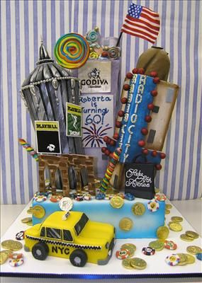 colette's cakes | decorative cakes for all occasions  ny city