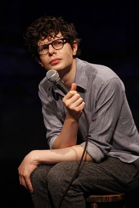Simon Amstell - To Be Free - 6 Feb 2015 at QH. Tickets on sale now.