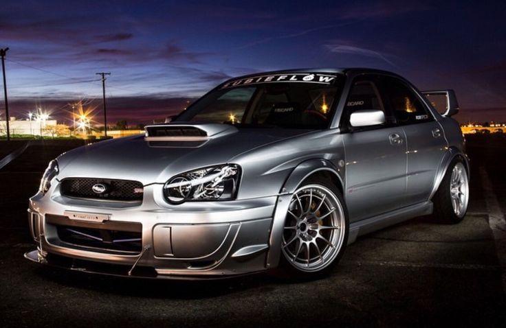 05 Blobeye STi ️ | Import cars ️ | Subaru cars, Jdm subaru ...
