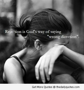 #rejection #quote