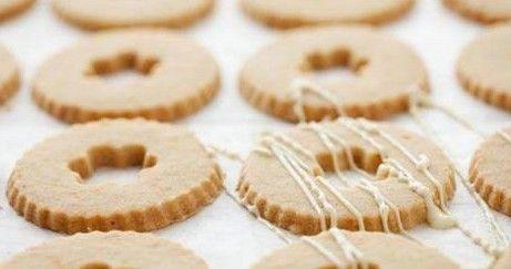"""Biscotti alla panna: dolci, leggeri e friabili! """"ricette"""""""