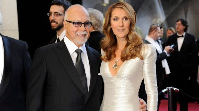Dux Oracle...read right, think right,act right: Celine Dion's husband dies