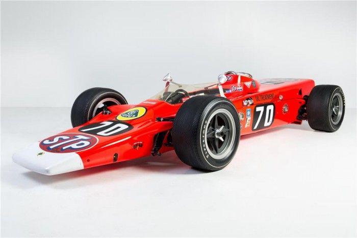 1968 Lotus Turbine Indy Car