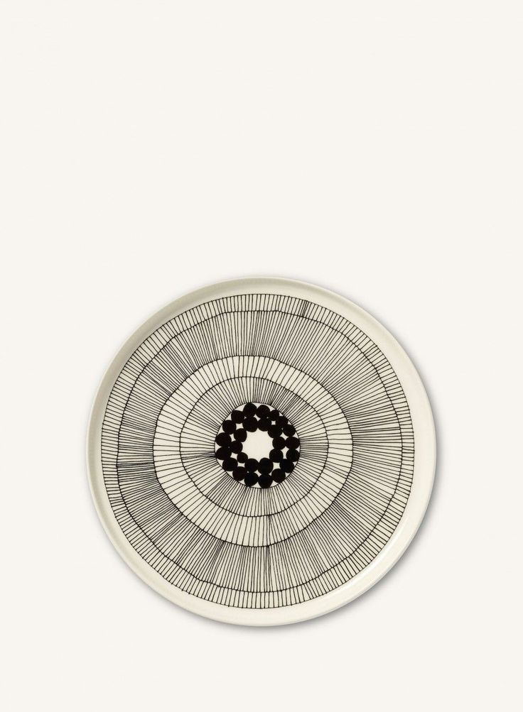 Oiva/Siirtolapuutarha -lautanen 25 cm