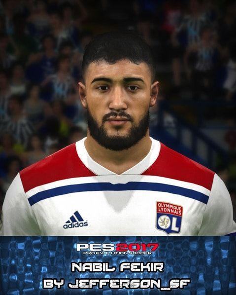 Nabil Fekir 2016