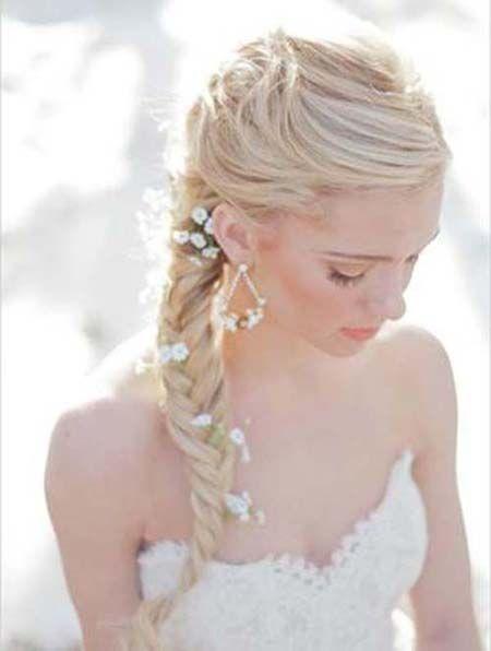 BRAIDED WEDDING HAIRSTYLES http://www.hairstylesforgirl.com/braided-wedding-hairstyles/