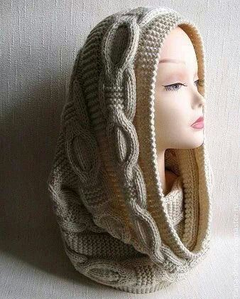 Cuello bufanda