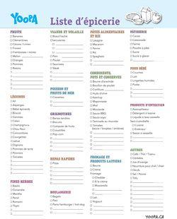 Les 25 meilleures id es concernant listes picerie sur pinterest listes d 39 picerie bonne sant - Ramette papier a4 leclerc ...