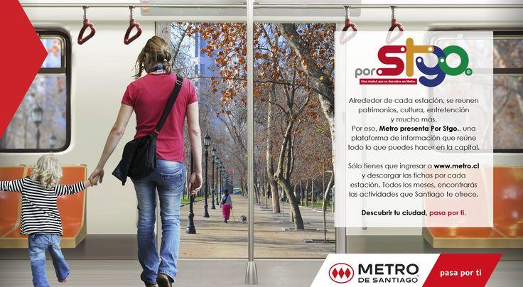 Metro: Por Stgo