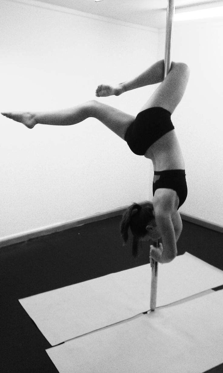 pole fitness!
